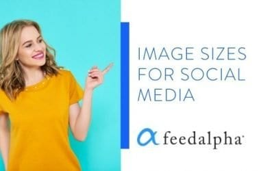 Image Sizes for Social Media