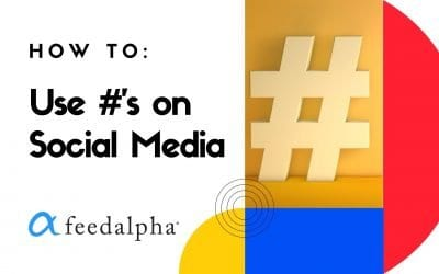 How To Use Hashtags On Social Media