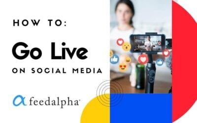 How To Go Live On Social Media